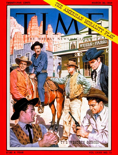 Time Cover March 1959
