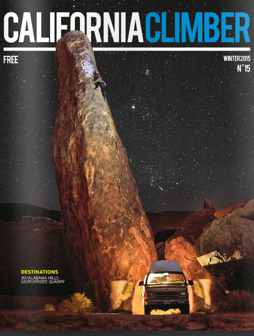 California Climber Winter 2015