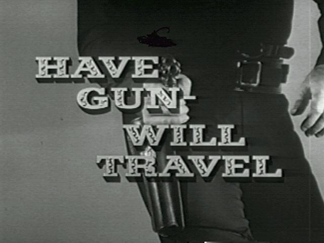 Have Gun Will Travel 2