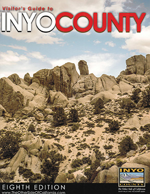 Visitors guide to Inyo County 72 dpi
